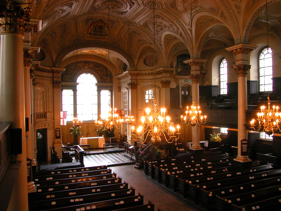 St Martin-in-the-Fields Christmas Carols & Services