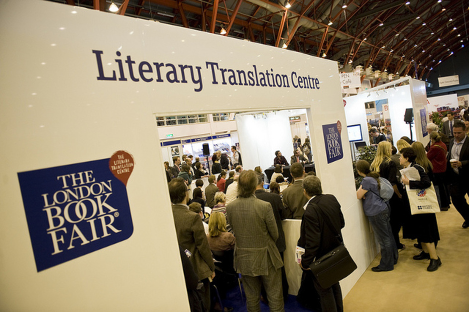 London Book Fair - Copyright London Book Fair
