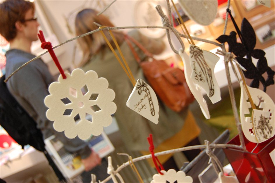 Made in Clerkenwell Christmas Open Studio