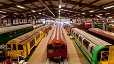 Family Open Weekend - London Transport Museum Depot, Acton