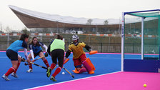 London Olympics Test Event: Hockey