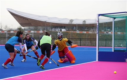 London Olympics: Hockey