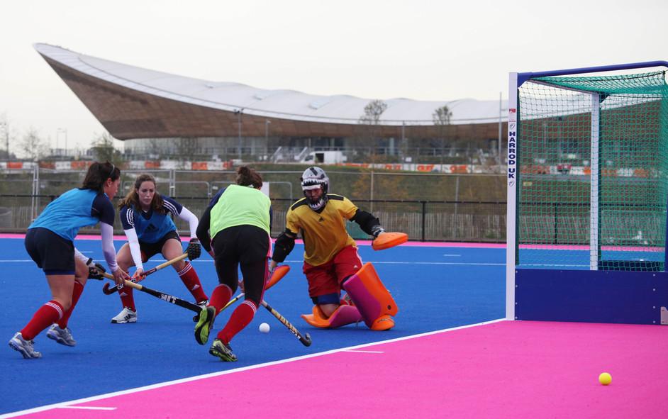 London Olympics: Hockey