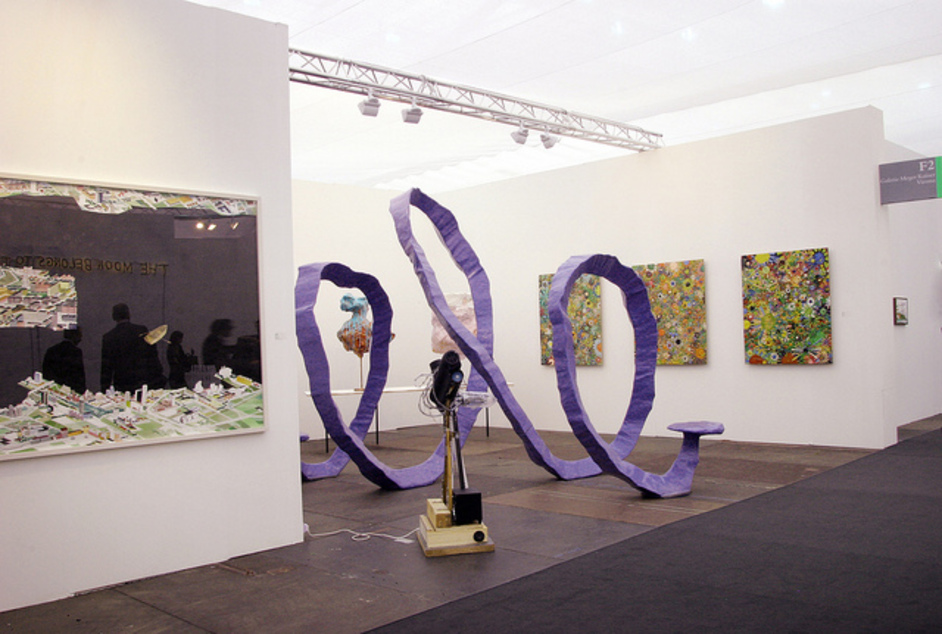 Frieze Art Fair - Supplied by Frieze Art Fair