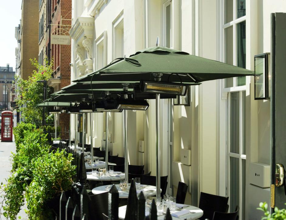 Dean Street Townhouse - The Terrace