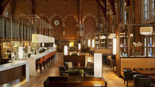 The Booking Office Bar, St. Pancras Renaissance