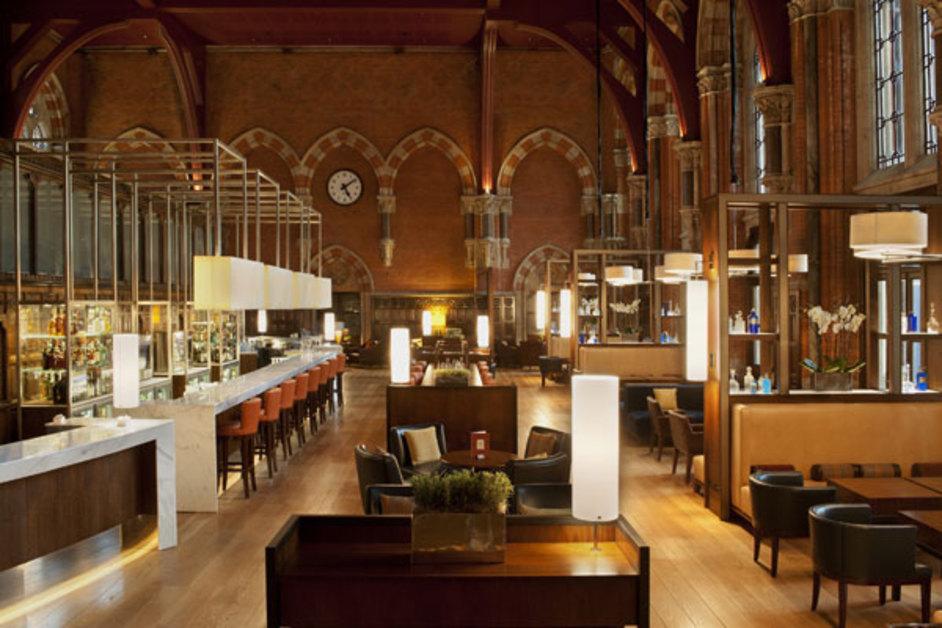 St Pancras Renaissance Hotel Luxury Hotels In London Londontown Com