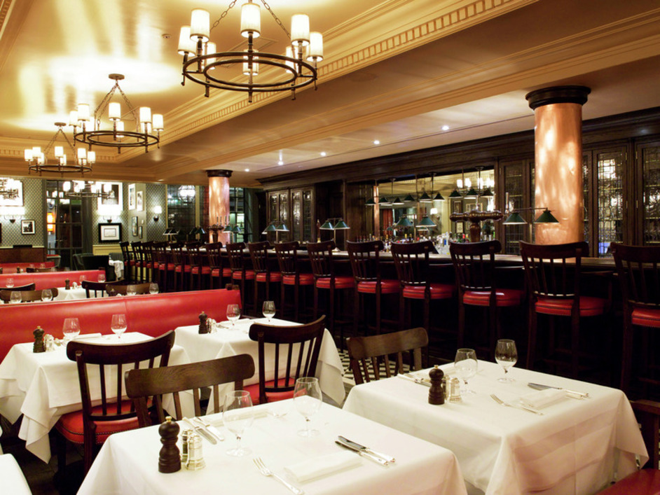 Dean Street Townhouse Dining Room - Dining Room