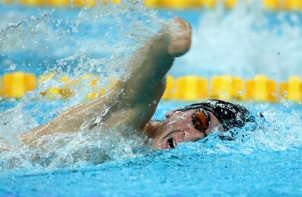 London Paralympics: Swimming