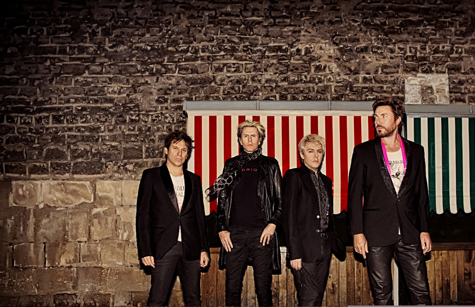 London Live Opening Ceremony Celebration Concert - Duran Duran