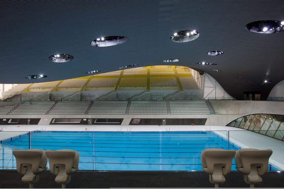 Aquatics Centre Images