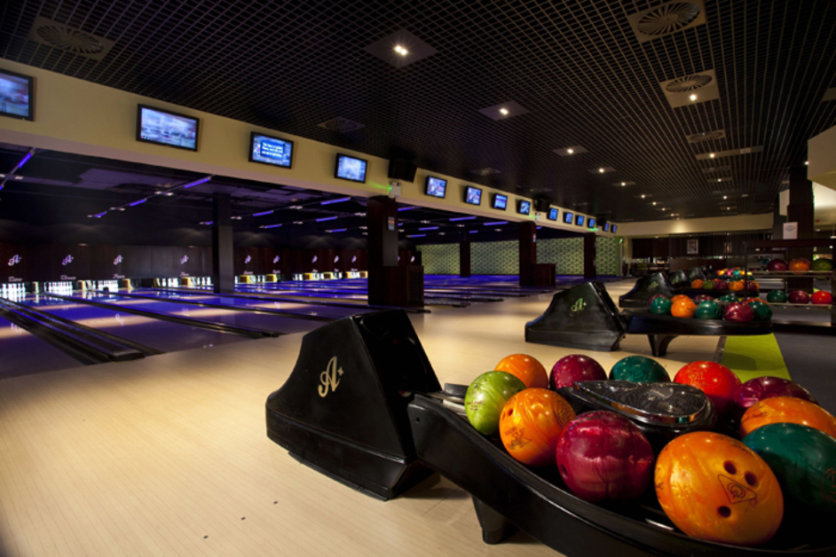 All Star Lanes, Westfield Stratford City