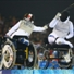 Wheelchair Fencing