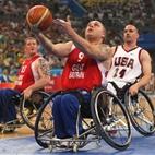 London Paralympics: Wheelchair Basketball