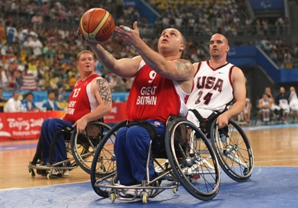 London Paralympics: Wheelchair Basketball - London Paralympics, Wheelchair Basketball