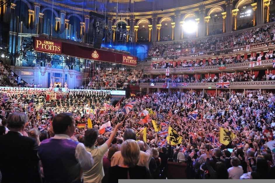 The BBC Proms 2015 - (c) BBC Chris Christodoulou