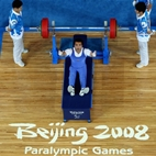 London Paralympics: Powerlifting