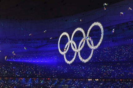London 2012 Olympic Opening Ceremony - Beijing 2008 Opening Ceremony