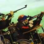 London Paralympics: Shooting