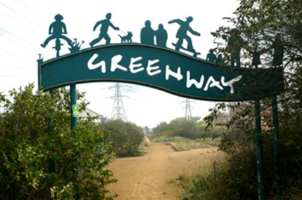 The Jubilee Greenway