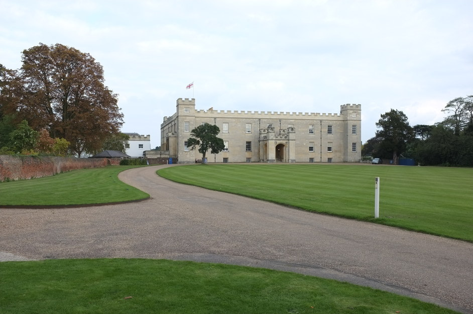 Syon House Car Park