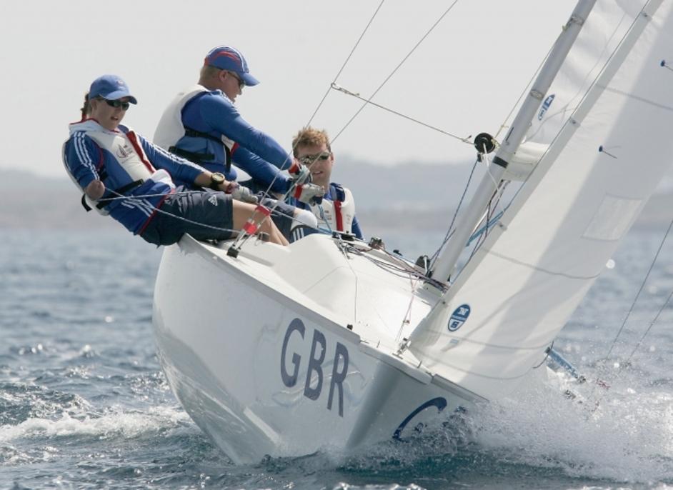 London Paralympics: Sailing - London 2012
