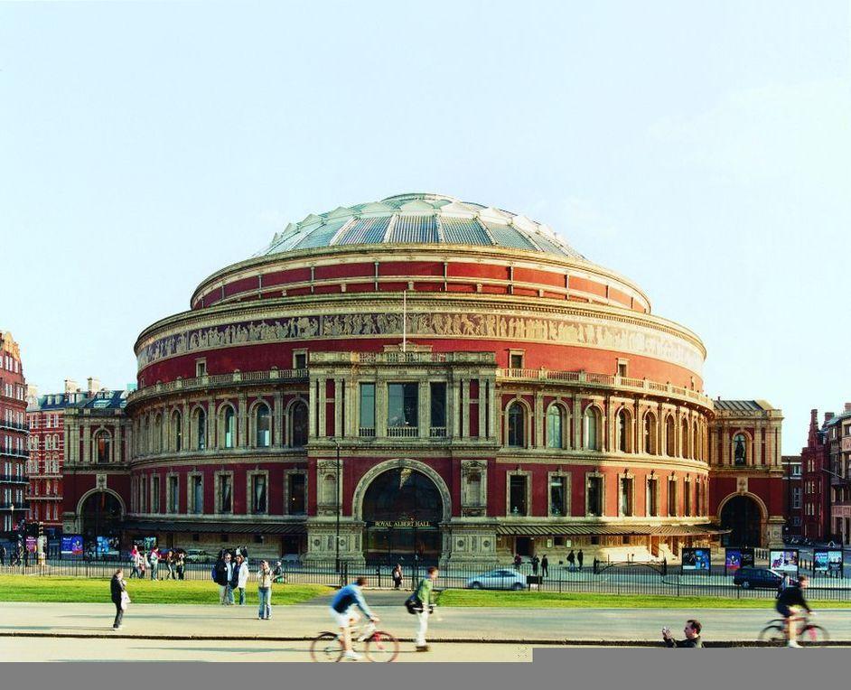 Royal Albert Hall - DAY -  Credit Marcus Ginns