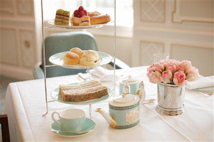 The Diamond Jubilee Tea Salon