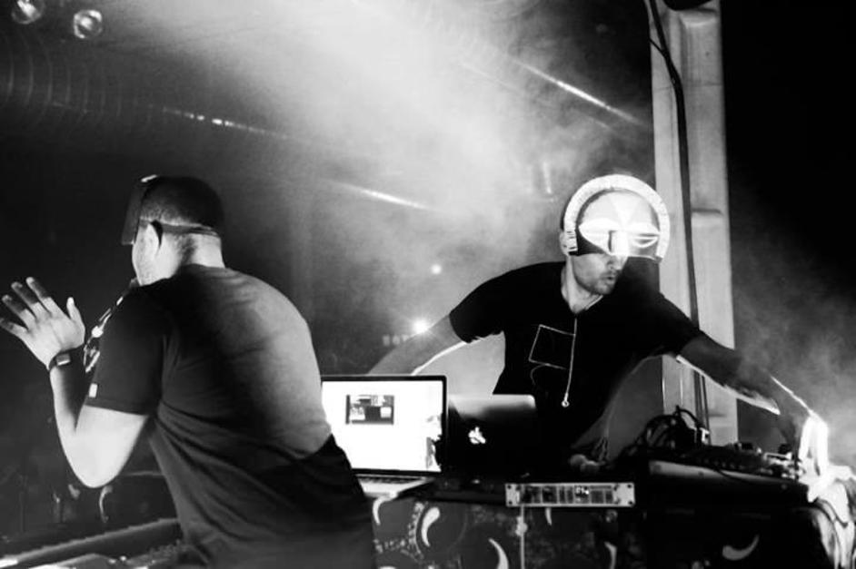 XOYO - SBTRKT - Photo by Phil Smithies