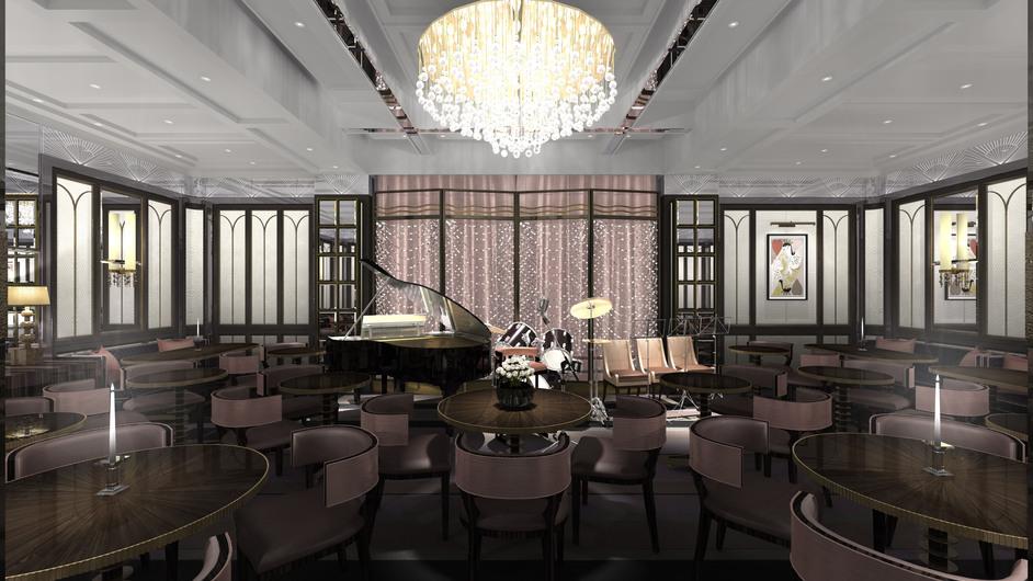 Knightsbridge - Jazz Room