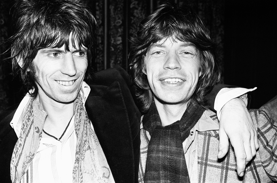 The Rolling Stones: 50