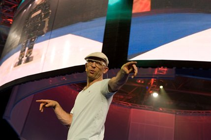 The Gadget Show Live at Christmas