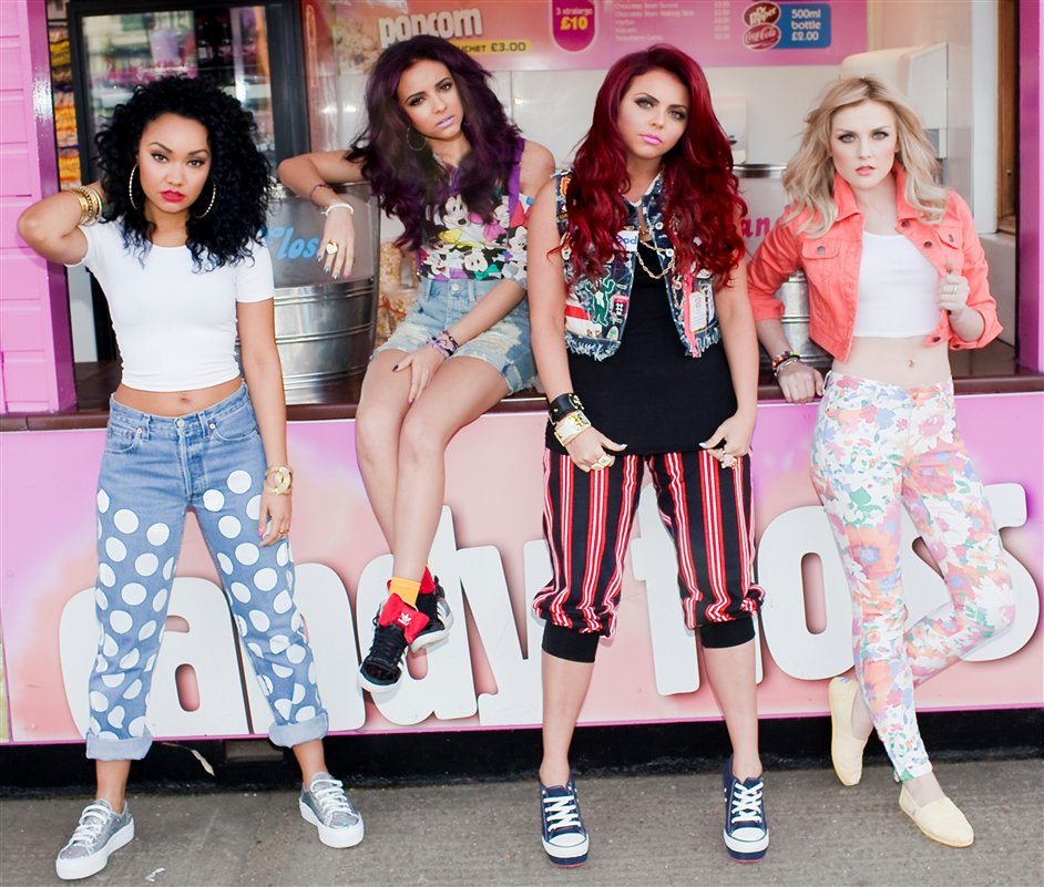Little Mix - Image courtesy of SJM Concerts