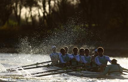 Oxford vs. Cambridge Boat Race