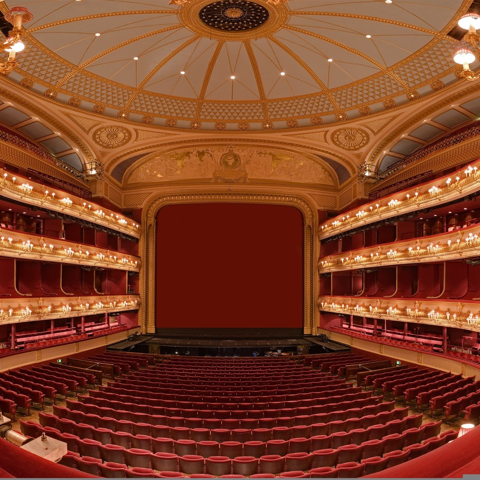 Royal Opera House - Auditorium - (c) Will Pearson