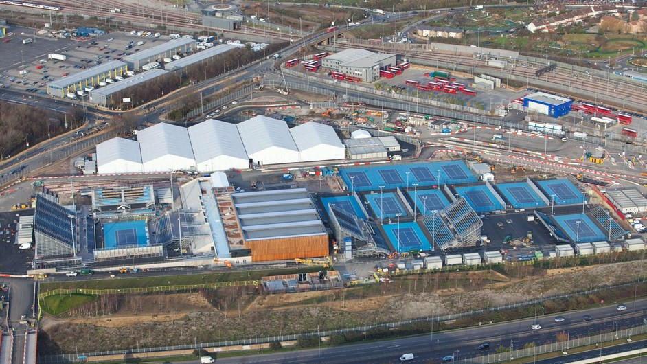 London Paralympics: Eton Manor - Courtesy of London 2012