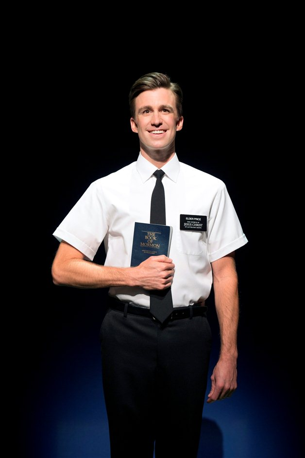 The Book of Mormon - Photo by Joan Marcus.