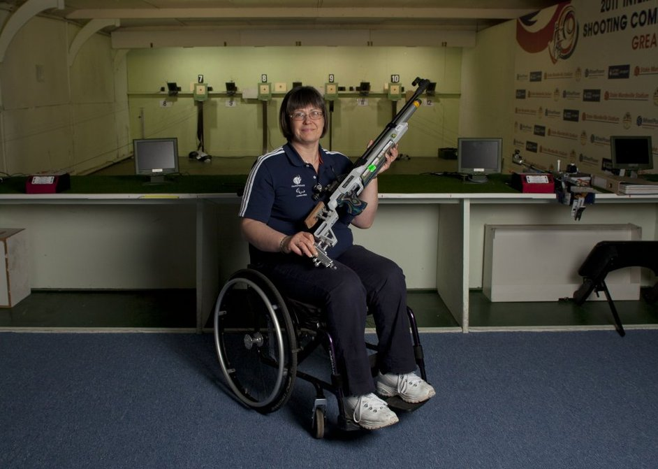 London Paralympics: Shooting - onEdition Photography