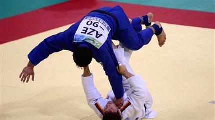 London Paralympics: Judo
