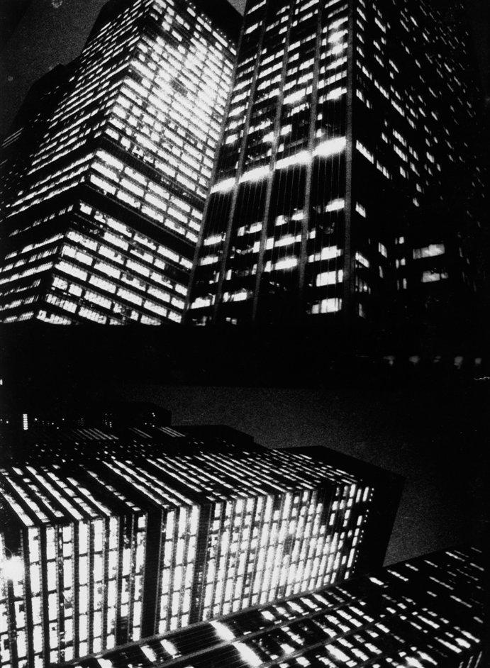 William Klein/Daido Moriyama - Daido Moriyama, ANOTHER COUNTRY IN NEW YORK, 1971. Tokyo Polytechnic University © Daido Moriyama