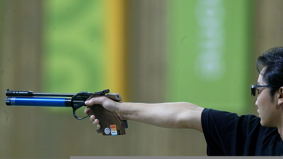 London Paralympics: Shooting - London 2012