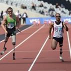 London Paralympics: Athletics