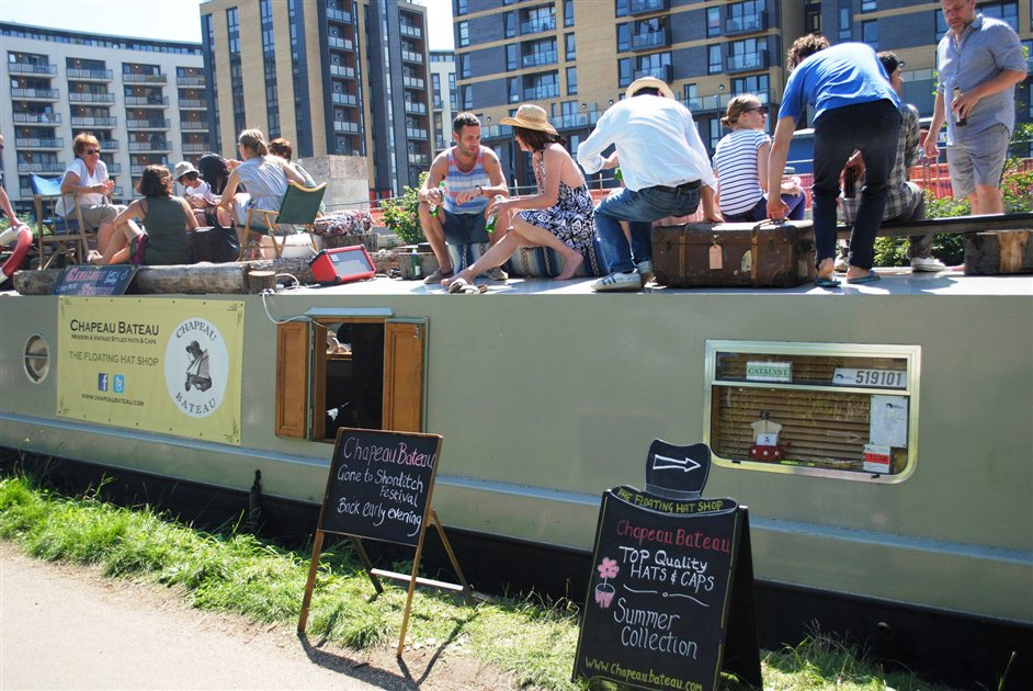 Little Venice - The Floating Market