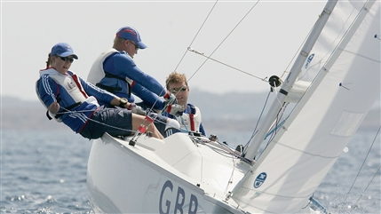 London Paralympics: Sailing