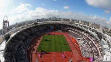 London Anniversary Games, Olympic Stadium - 26th to 28th July 2013