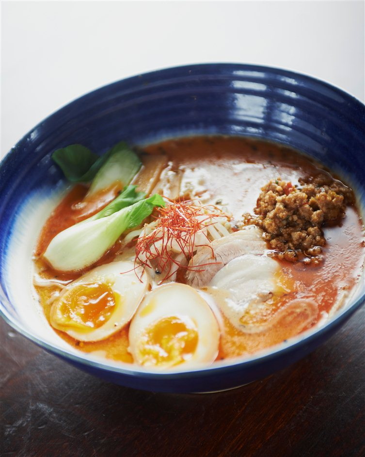 Bone Daddies - Tantanmen Ramen, Bone Daddies