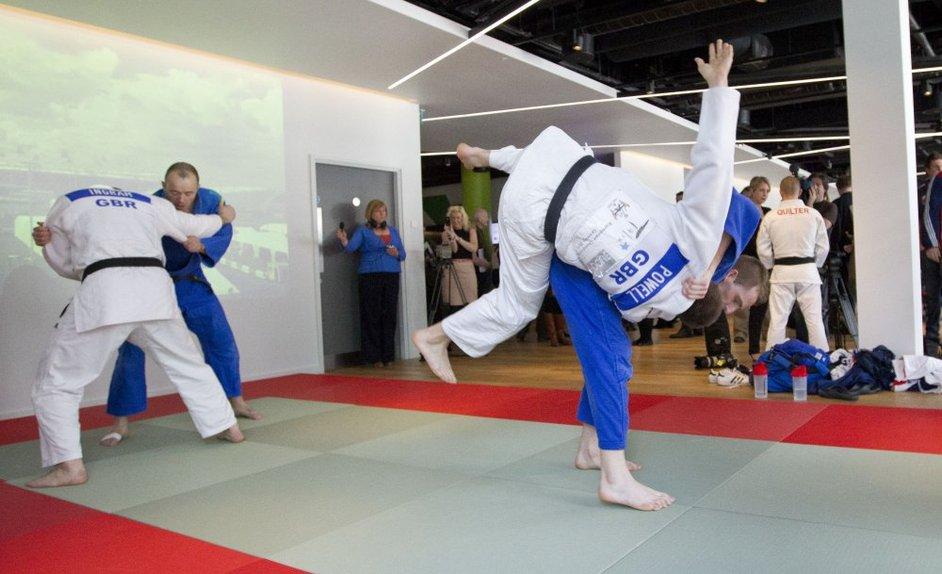 London Paralympics: Judo - onEdition Photography