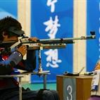 London Paralympics: Shooting