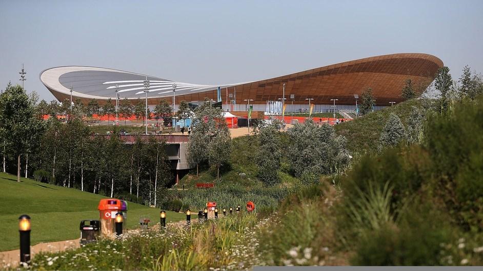 London Olympics Velodrome - Courtesy of London 2012