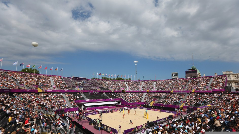 London Olympics: Greenwich Park - London 2012